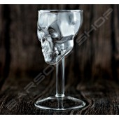 高腳骷髏SHOT杯 High glass Skull
