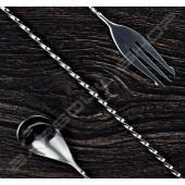 40cm 銀色吧叉匙 Barspoon(silver)