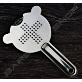 十字濾冰器(銀)Cross Strainer (Silver)