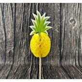 鳳梨裝飾物插(約100支) pineapple cocktail stick
